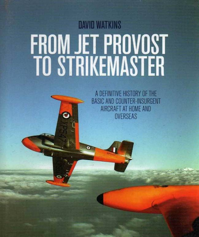 From Jet Provost To Strikemaster